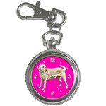 Use Your Dog Photo Labrador Key Chain Watch