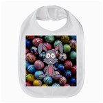 Easter Egg Bunny Treasure Bib
