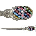 Easter Egg Bunny Treasure Letter Opener