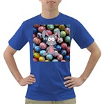 Easter Egg Bunny Treasure Men s T-shirt (Colored)