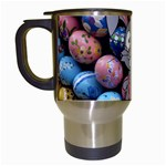 Easter Egg Bunny Treasure Travel Mug (White)