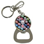 Easter Egg Bunny Treasure Bottle Opener Key Chain
