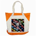 Easter Egg Bunny Treasure Accent Tote Bag