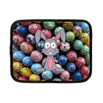 Easter Egg Bunny Treasure Netbook Sleeve (Small)