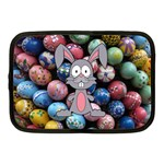 Easter Egg Bunny Treasure Netbook Sleeve (Medium)