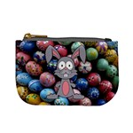 Easter Egg Bunny Treasure Coin Change Purse