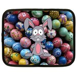 Easter Egg Bunny Treasure Netbook Sleeve (XXL)