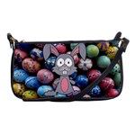 Easter Egg Bunny Treasure Evening Bag