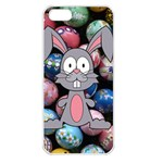 Easter Egg Bunny Treasure Apple iPhone 5 Seamless Case (White)