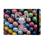 Easter Egg Bunny Treasure Apple iPad Mini Flip Case