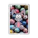 Easter Egg Bunny Treasure Apple iPad Mini 2 Case (White)