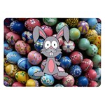 Easter Egg Bunny Treasure Samsung Galaxy Tab 10.1  P7500 Flip Case