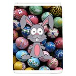 Easter Egg Bunny Treasure Removable Flap Cover (Large)