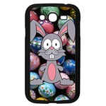 Easter Egg Bunny Treasure Samsung Galaxy Grand DUOS I9082 Case (Black)