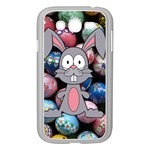 Easter Egg Bunny Treasure Samsung Galaxy Grand DUOS I9082 Case (White)