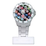 Easter Egg Bunny Treasure Nurses Watch