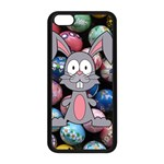 Easter Egg Bunny Treasure Apple iPhone 5C Seamless Case (Black)