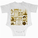 Parisgoldentower Infant Bodysuit