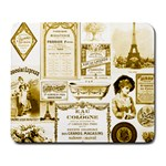 Parisgoldentower Large Mouse Pad (Rectangle)