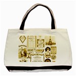 Parisgoldentower Classic Tote Bag