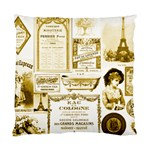 Parisgoldentower Cushion Case (Single Sided)