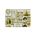 Parisgoldentower Cosmetic Bag (Medium)