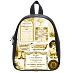 Parisgoldentower School Bag (Small)