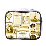 Parisgoldentower Mini Travel Toiletry Bag (One Side)
