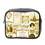 Parisgoldentower Mini Travel Toiletry Bag (Two Sides)