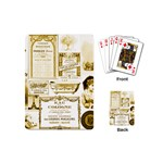 Parisgoldentower Playing Cards (Mini)