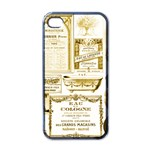 Parisgoldentower Apple iPhone 4 Case (Black)