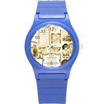 Parisgoldentower Plastic Sport Watch (Small)