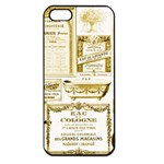 Parisgoldentower Apple iPhone 5 Seamless Case (Black)
