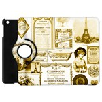 Parisgoldentower Apple iPad Mini Flip 360 Case
