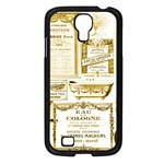 Parisgoldentower Samsung Galaxy S4 I9500/ I9505 Case (Black)