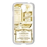 Parisgoldentower Samsung GALAXY S4 I9500/ I9505 Case (White)