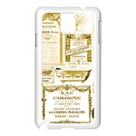 Parisgoldentower Samsung Galaxy Note 3 N9005 Case (White)