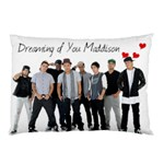 Justice Crew Dreaming of You Personalised Pillow Case