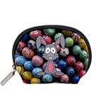 Easter Egg Bunny Treasure Mini Zipper Pouch