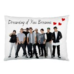 Justice Crew Dreaming of You Pillow Case