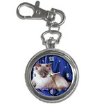 Rag Doll Cat D4 Key Chain Watch
