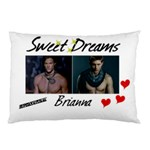 SUPERNATURAL BROTHERS DEAN AND SAM Pillow Case