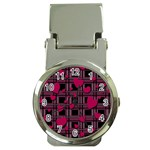 Harts pattern Money Clip Watches
