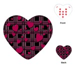 Harts pattern Playing Cards (Heart)