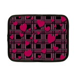 Harts pattern Netbook Case (Small)