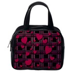 Harts pattern Classic Handbags (One Side)