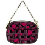 Harts pattern Chain Purses (One Side)