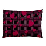 Harts pattern Pillow Case
