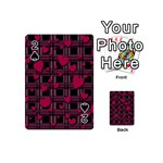 Harts pattern Playing Cards 54 (Mini)