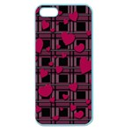 Harts pattern Apple Seamless iPhone 5 Case (Color)